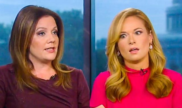 Fox's Gillian Turner Can't Hold Back Epic Eye Roll Over Disinformation On Impeachment Polling