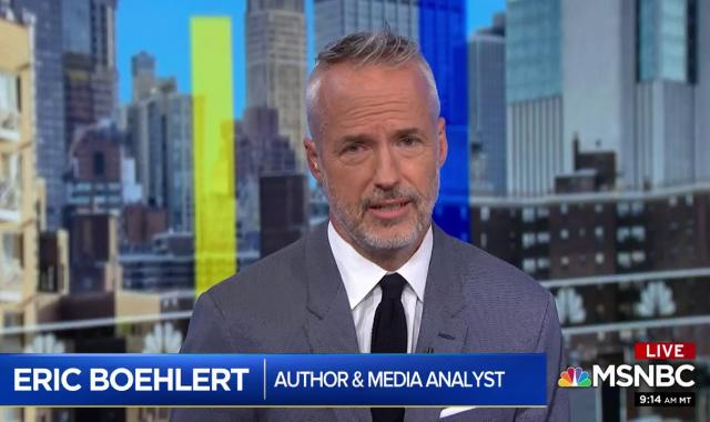 Eric Boehlert Blasts The NY Times For Continuing To Promote Right Wing Liar Peter Schweitzer
