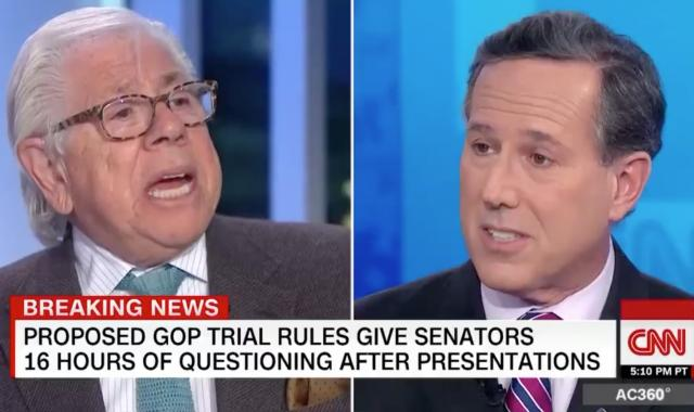 Carl Bernstein Blasts 'Midnight Mitch': 'Embracing A Coverup For All To See'