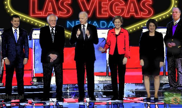 Nevada Democratic Debate Open Thread