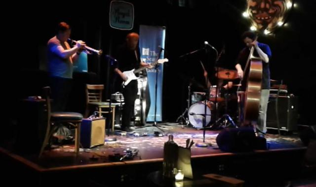 C&L's Late Night Music Club With Hound Dog Taylor's Hand