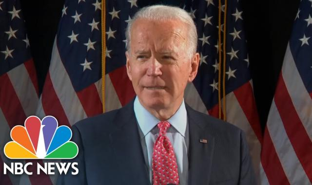 Joe Biden Pledges To Lower Medicare Age To 60 And Forgive Student Debt