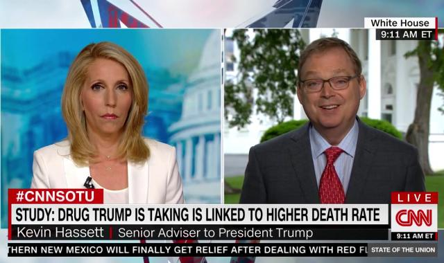 Trump Official Won't Admit His Boss Is Giving Dangerous Medical Advice On Hydroxychloroquine