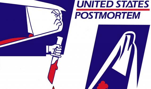 People Still Like The Postal Service—And See Through Trump's Attacks On It