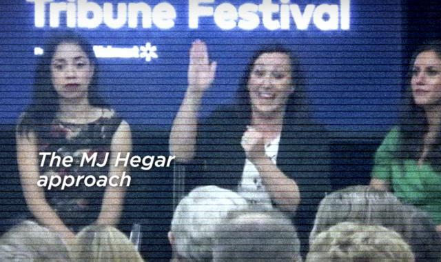 MJ Hegar Bites Back With Kick-A**, Profanity-Laden Response To Cornyn's Tone-Policing