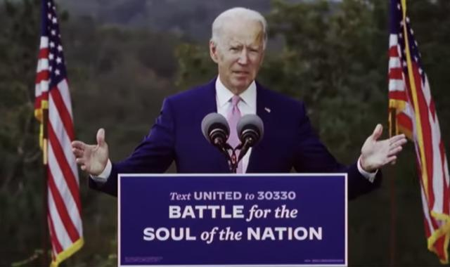 Biden Dives Deep Into Trump Country To Deliver Impassioned Speech Calling For Healing
