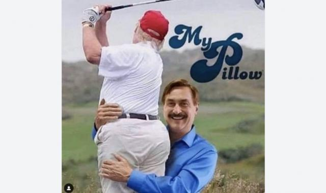 My Pillow Guy Banned From Twitter, May Run For Office