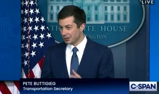 Pete Buttigieg Destroys Doocy's High-Speed Rail Gotcha
