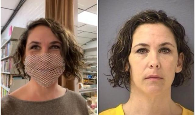 'Bullhorn Lady' Ordered To Explain Why She Shouldn't Be In Jail After Mocking Judge's Order
