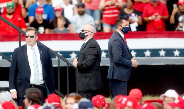 Who Do We Hold Responsible For Infecting 881 Secret Service Employees?