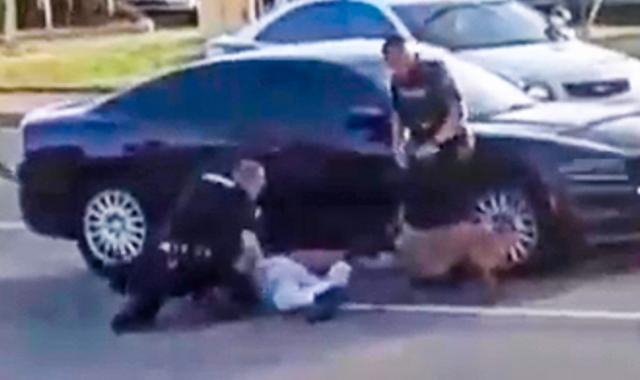 FBI Launches Investigation After Cops Let Police Dog Bite Black Man