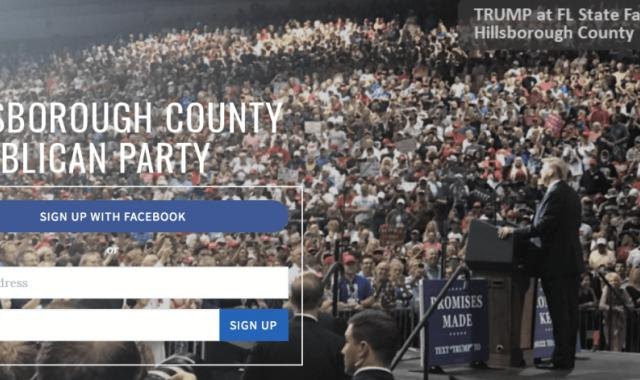 County GOP Group Can't Access Their Financial Data Due To COVID Death