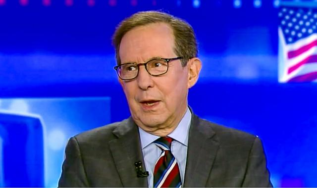 Chris Wallace Loves Living 'In Donald Trump's Brain Rent-Free'