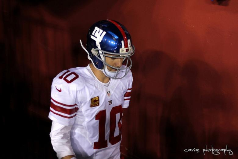 Eli Manning Has Atrocious Fantasy Day For Giants Sunday