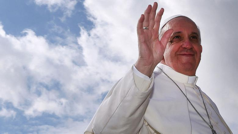 Pope 'To Make First Holy Land Trip In May'