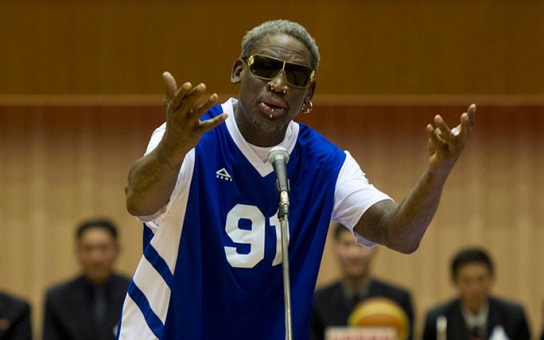 Rodman Apologises For N. Korea Outburst, Blames Drink