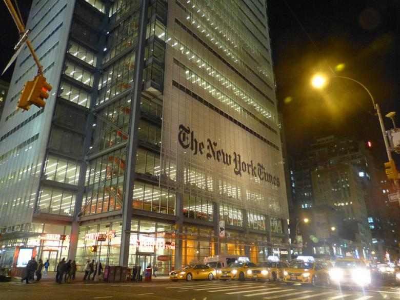 NY Times Reporter Appeals To Top US Court In Leak Case