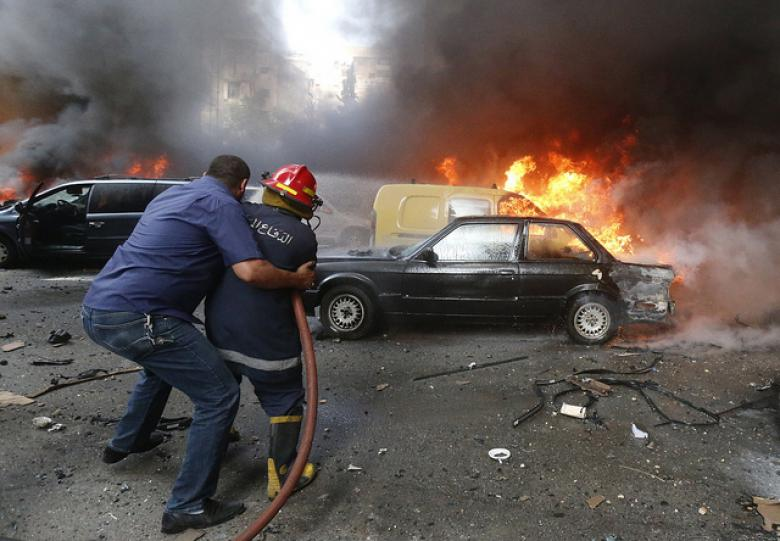 Beirut Car Bomb Kills Lebanese Critic Of Syria