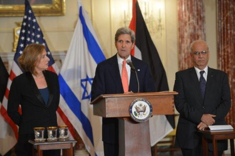 Israel Minister Angers US With Kerry Peace Push Diatribe