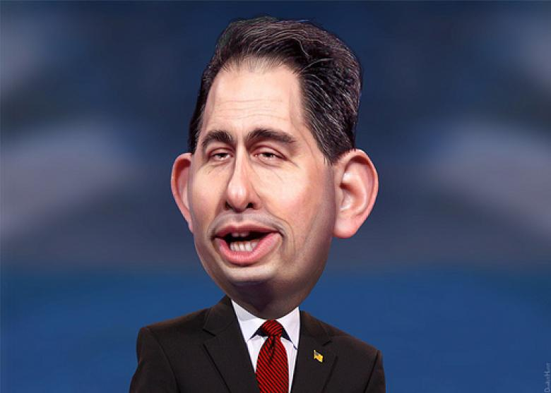 WSJ: Scott Walker's Campaign Is Target Of Extensive Investigation