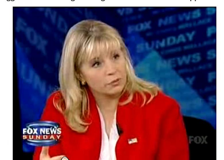 Liz Cheney To Anti-Apartheid Activists: 'Nobody's Listening'