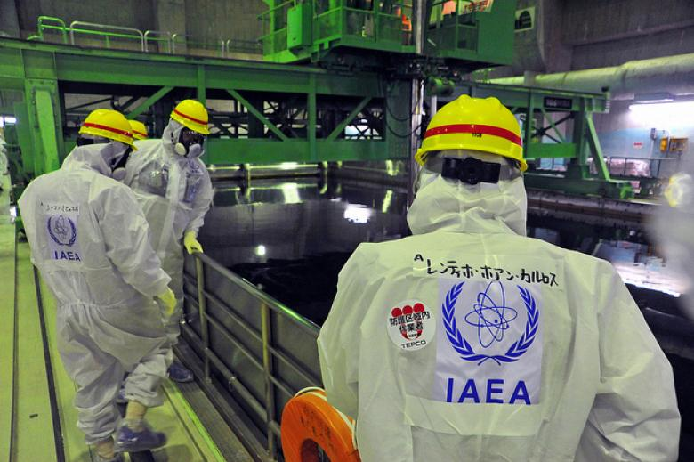 Fukushima Fixes: Duct Tape And Wire Net Used To Stop Radioactive Leaks