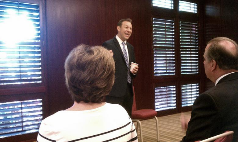 Recently Returned From Rehab, Rep. Trey Radel Will Resign His Seat