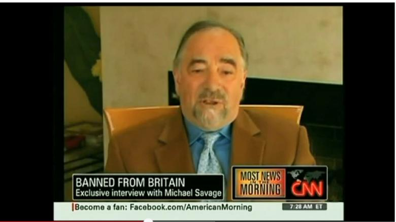 When Conservatives Collide: Michael Savage Vs Sean Hannity