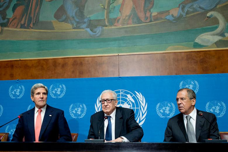 US Agonizes Over Syria But Sees No New Options