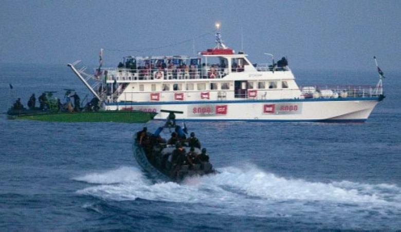 Israel Offers $20 Mn To Turkey Flotilla Victims