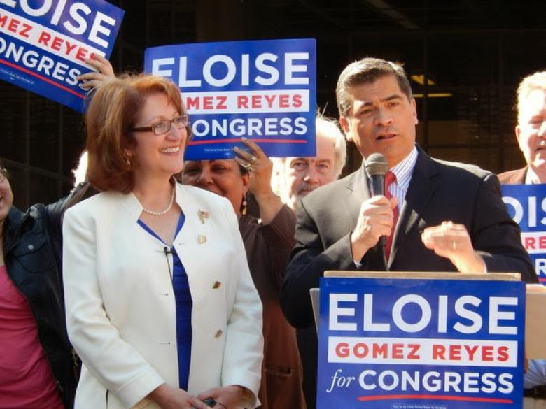 Real Momentum Is Building For Eloise Reyes In The Inland Empire