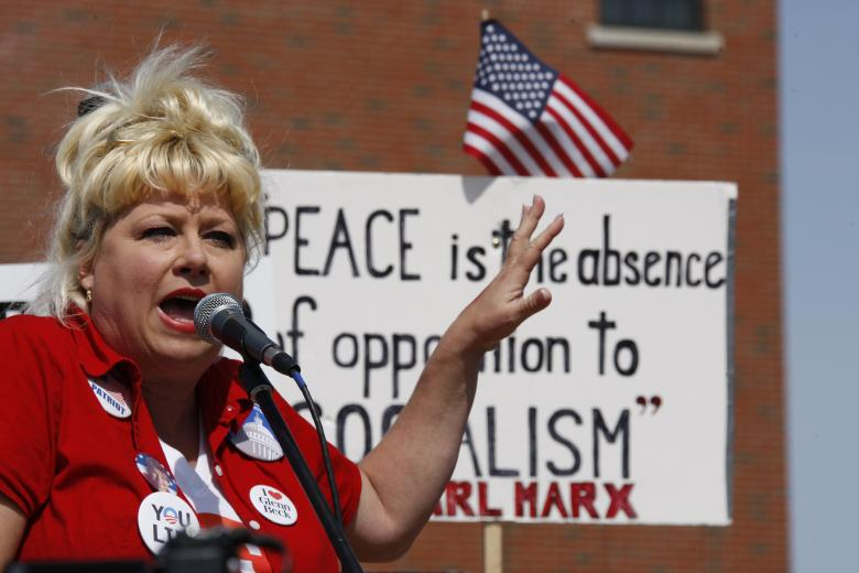 Painfully Stupid Victoria Jackson: Communist Party Helping Obama And Democrats In 2014 Elections