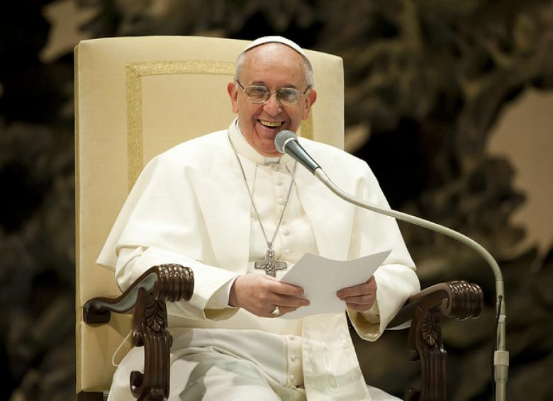 Pope Marks First Year Far From Rome's Madding Crowd