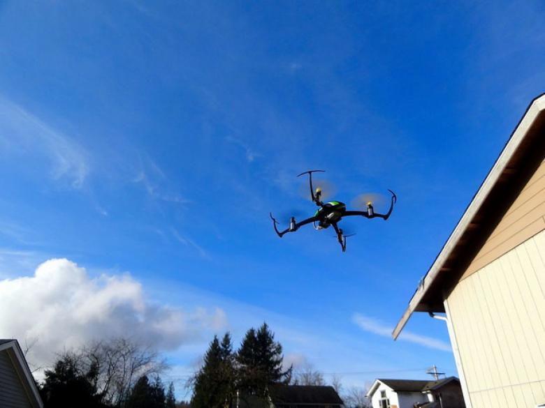 Commercial Drones Declared Legal; Release The Tacocopters