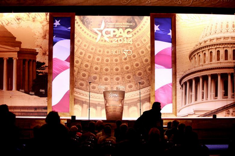 The GOP Threw A Minority Outreach Party At CPAC: Nobody Showed Up!