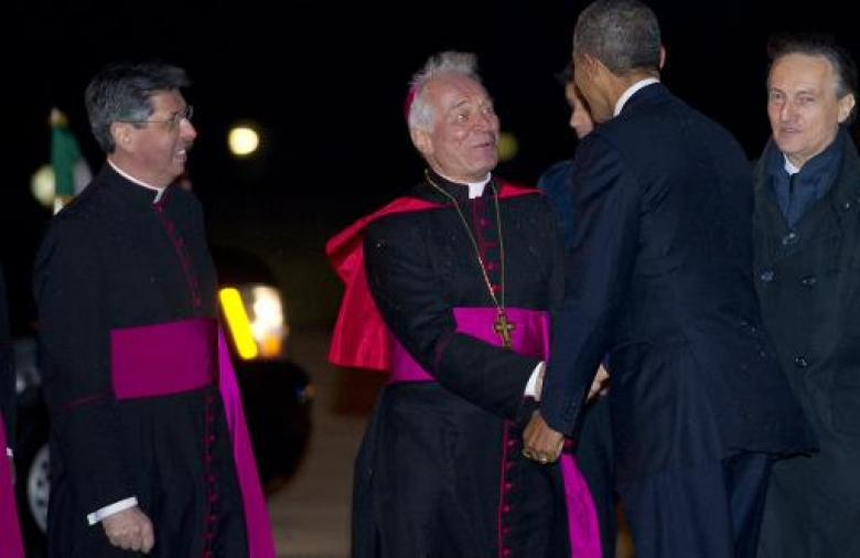 Obama Meets Pope Francis, Looks For Catholic Boost