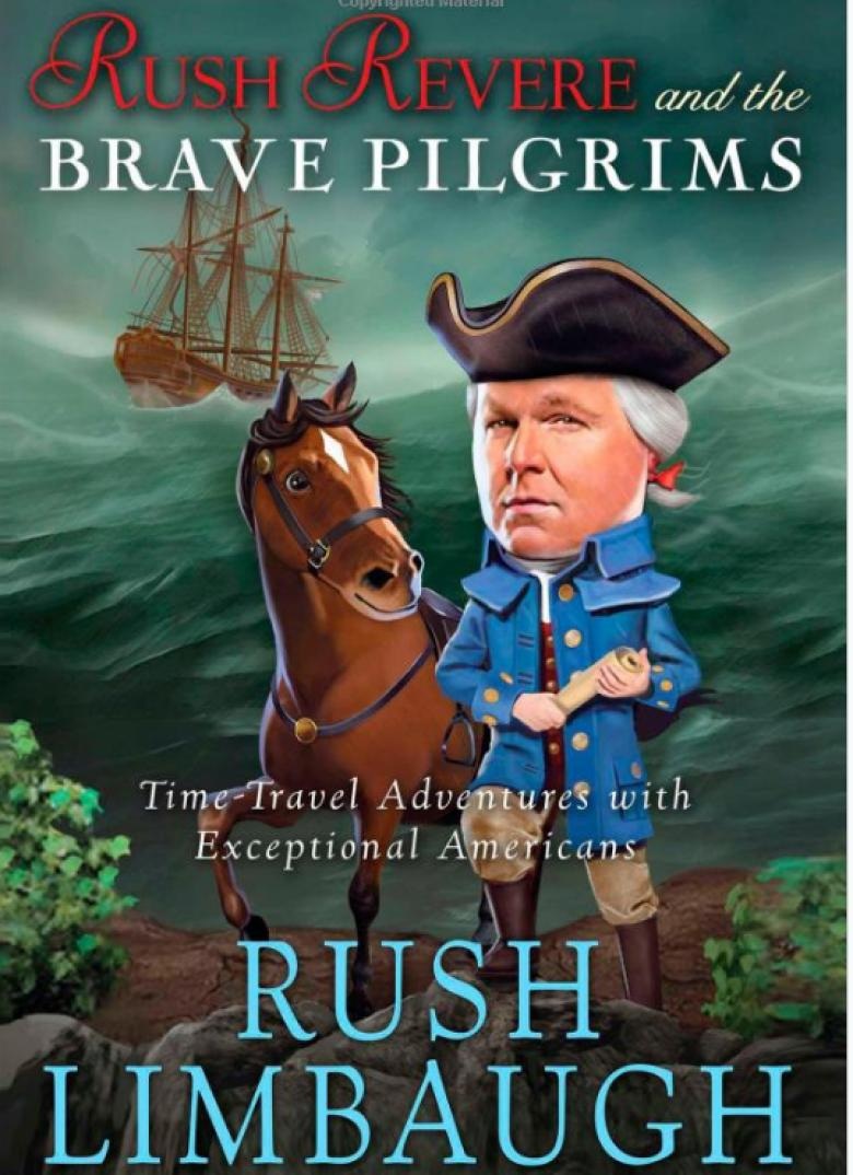 Rush Limbaugh Is Nominated For Children's Choice Book Awards