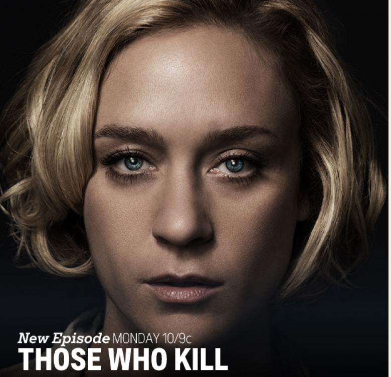 Chloë Sevigny Rocks In A&E's 'Those Who Kill'