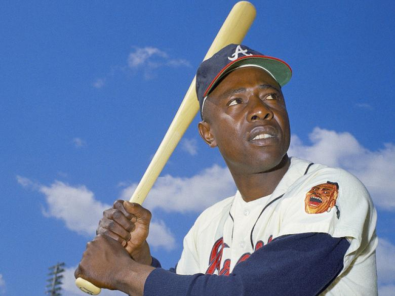Hank Aaron Inundated With Racist Hate Mail After Calling Out Racism In America