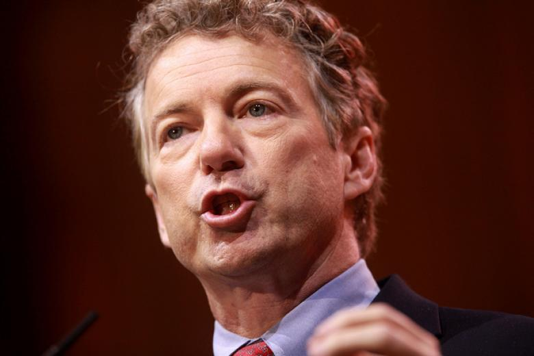 Unbelievable! Rand Paul Defends Lawless Deadbeat Cliven Bundy By Claiming Feds Violated Law! (Video)