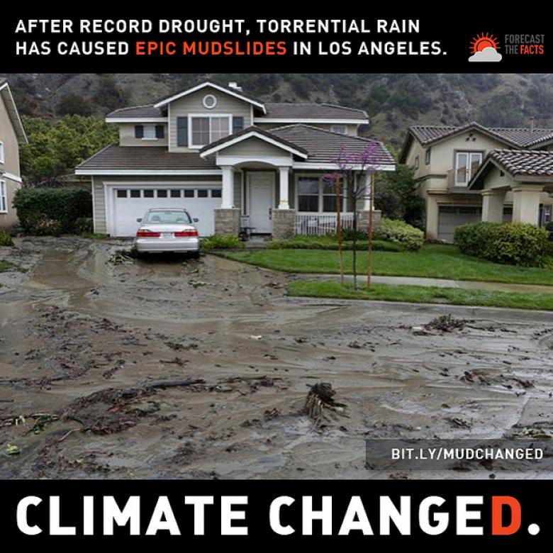 Bombshell Study Links Epic California Drought, 'Frigid East' To Manmade Climate Change