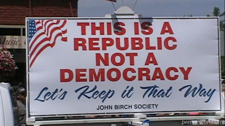 Cliven Bundy, John Birch Society, And Koch Industries