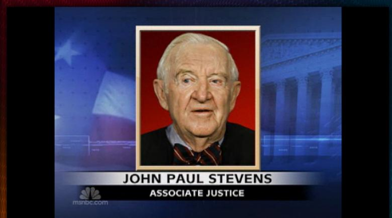 Justice John Paul Stevens Rips The Roberts Court For Protecting The Rich