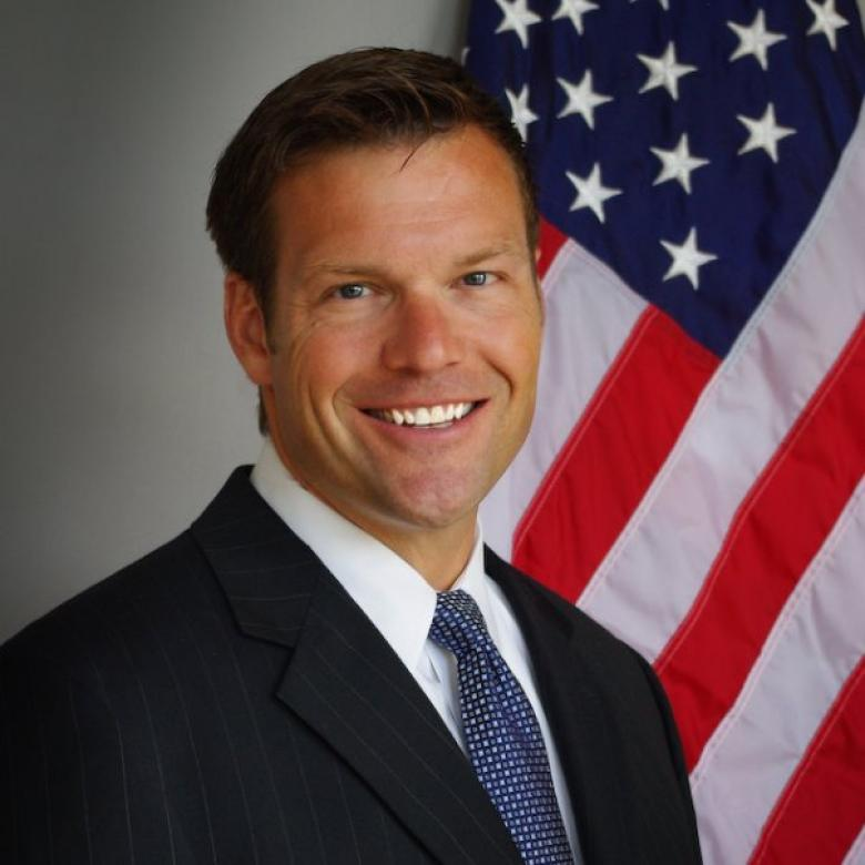 Kris Kobach: Dead People Vote, So We Need Voter ID