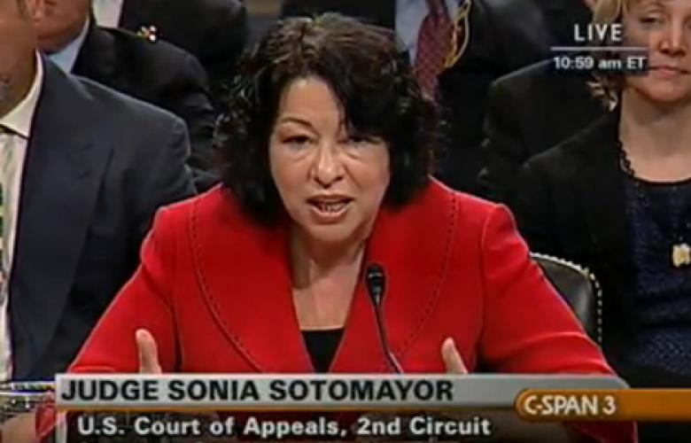 Justice Sonia Sotomayor Blasts John Roberts Court Over Affirmative Action Ban