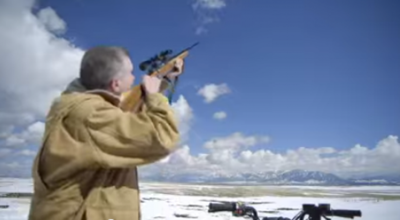 Montana GOP Congressional Candidate Shoots Down Drone In Campaign Ad