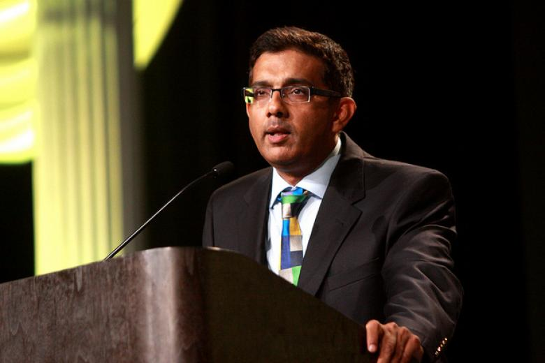 Dinesh D'Souza Pleads Guilty To Making Fraudulent Campaign Contributions