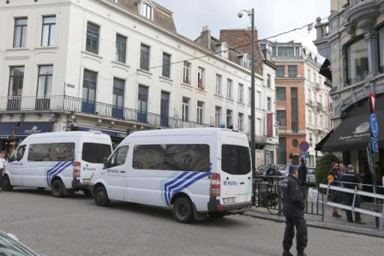 Three Dead, One Hurt In Shoot-out Near Brussels Jewish Museum