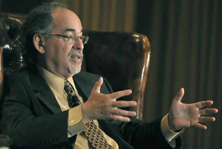 David Horowitz: Obama A 'Dangerous, Evil Man' Who Gets A 'Free Ride' Because He's Black