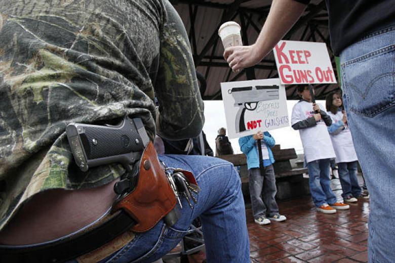 Open Carry Coming To Washington, DC -- What Could Possibly Go Wrong?